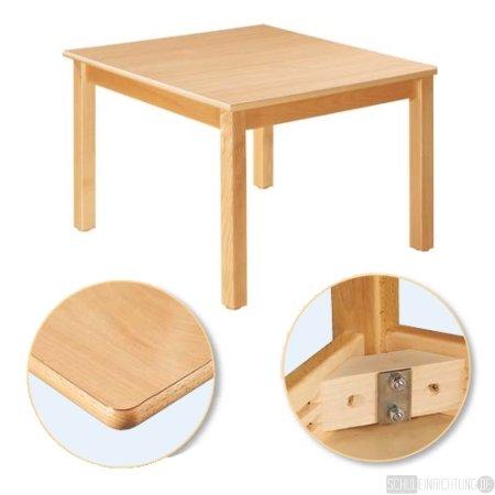 sechsecktisch 229 25. Black Bedroom Furniture Sets. Home Design Ideas